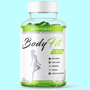 BodyFit Caps - Dicas para emagrecer