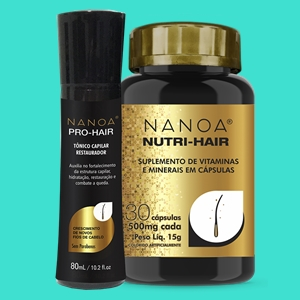 Nanoa Pro Hair