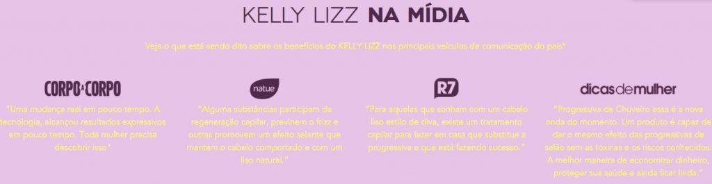 Kelly Liz na mídia