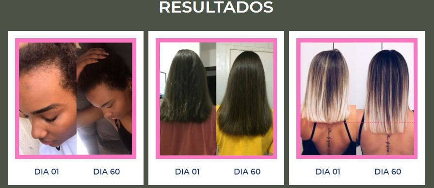 Resultados Big Hair